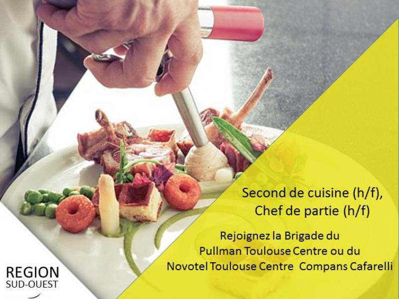 Actualit s catalyse formation - Offre d emploi chef de cuisine ...